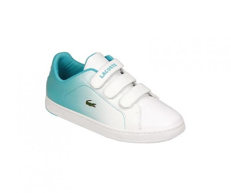 Dámské boty lacoste Camden Fade Bílé, Velikost: UK4 (euro 37)