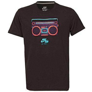 Pánské triko Nike - černé, Velikost: L
