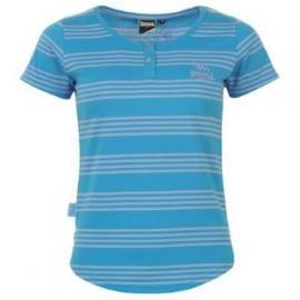 Dámské triko Lonsdale - modrá