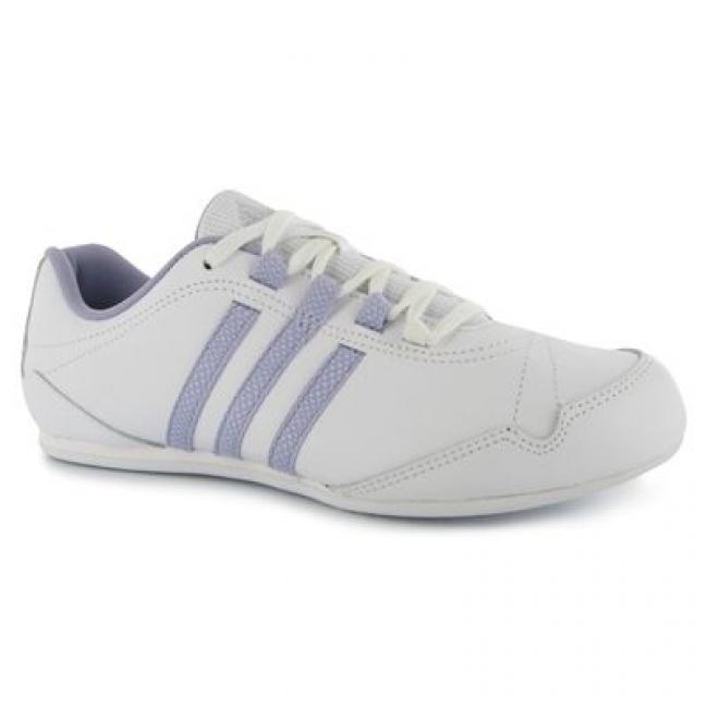 Dámské sportovní boty Adidas - bílé