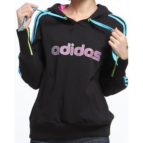 Dámská mikina Adidas Rlin Černá , Velikost: 14 (L)