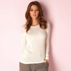 Dámský svetr Vero Moda - Bílý
