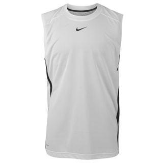 Pánské tílko Nike - bílá, Velikost: XL