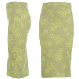 Dámská sukně Golddigga - zelená