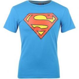 Dětský tričko Superman - modré
