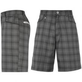Pánské kraťasy Dunlop - Black/Grey