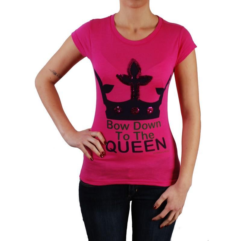 Dámské triko Pink by Victoria Secret růžová
