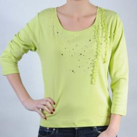 Dámské triko Liberty zelená