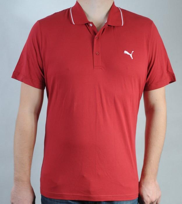 Pánské triko Puma červená, Velikost: L