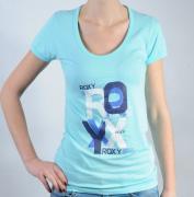 Dámské triko Roxy tyrkysová