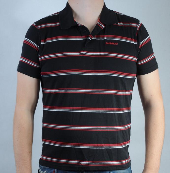 Pánské polo triko Donnay černá