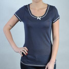 Dámské triko Vero Moda modrá