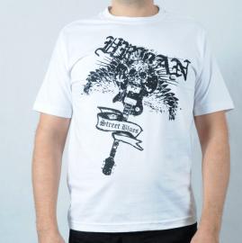 Pánské triko Pepe Jeans bílá