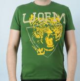 Pánské triko Replay zelená