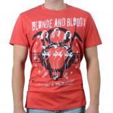Pánské triko Replay červená