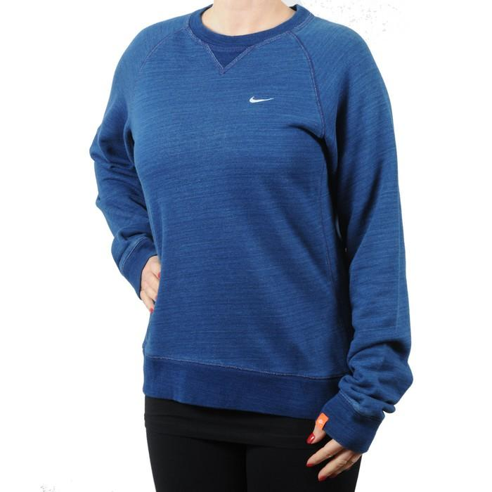 Dámská mikina Nike modrá