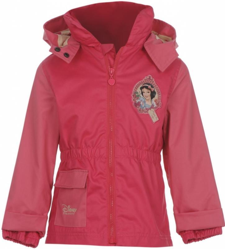 Dětská bunda Disney Princess růžová