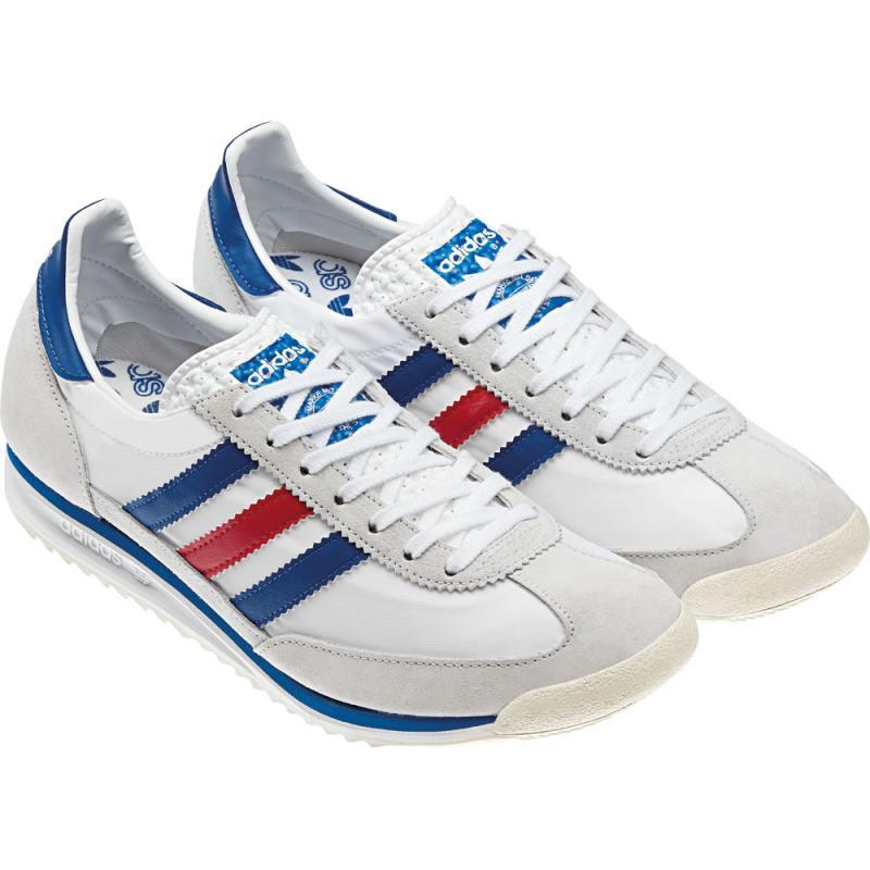 Pánské sportovní boty adidas originals SL 72 bílá