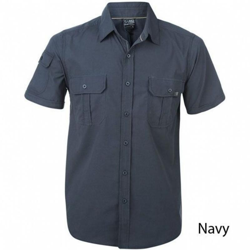 Pánská košile Karrimor- Tmavě modrá