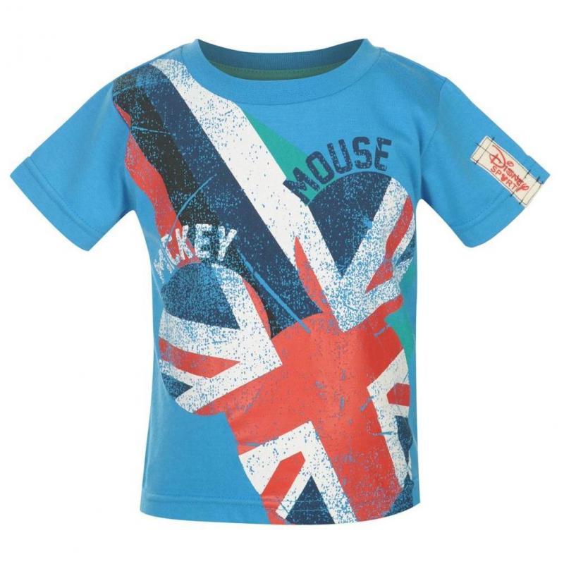 Dětské triko Disney - modrá