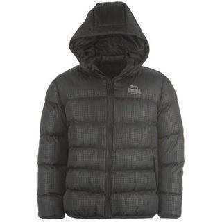 Pánská zimní bunda Lonsdale - Černá