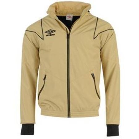 Pánská bunda Umbro - zlatá