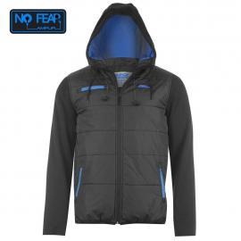 Pánská bunda No Fear - černá
