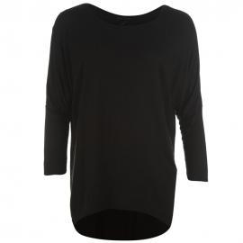 Dámské triko Miss Fiori- Černé