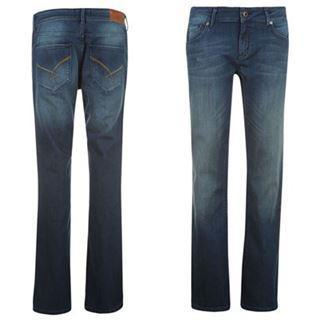 Dámské riflové kalhoty Firetrap- Modré