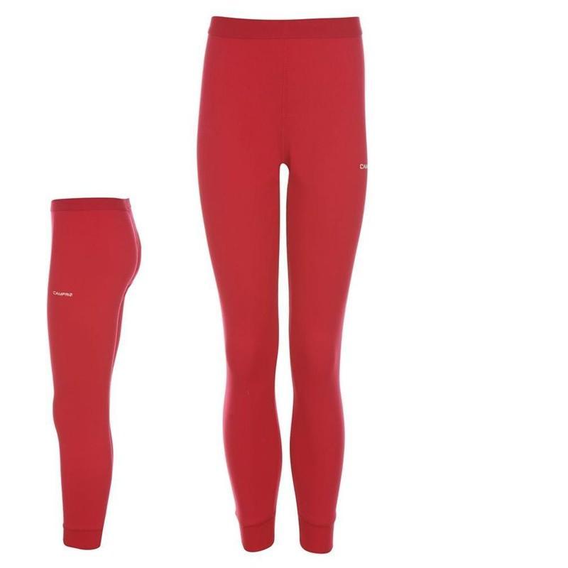 Dětské Thermo kalhoty Campri - Růžové