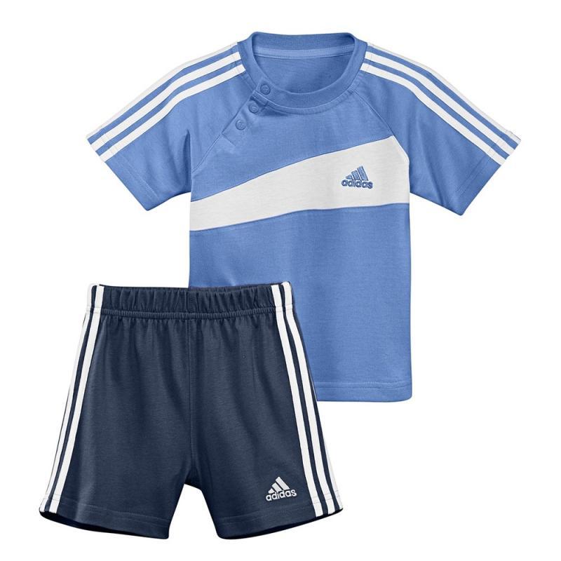 Dětská tepláková souprava Adidas - Modrá