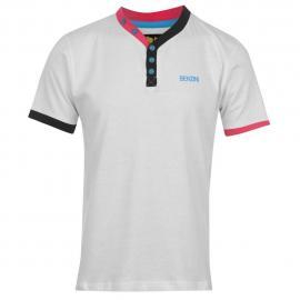 Dětské Tričko Benzini - Bílé