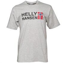 Pánské triko Helly Hansen - Šedivé, Velikost: XL