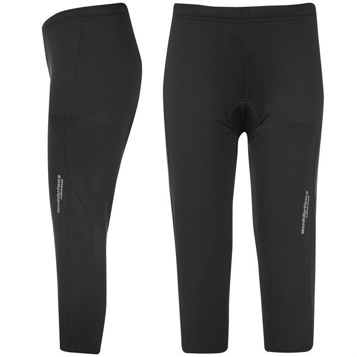 Muddyfox - cyklistycké polstované kalhoty černé