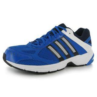 adidas Duramo 4 pánská běžecká obuv modrá