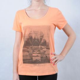 Dámské triko O´Neill oranžová