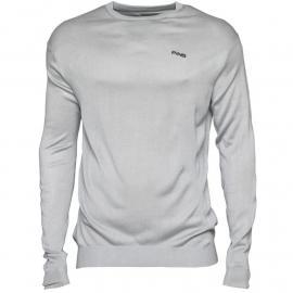 Pánský svetr Ping - šedý