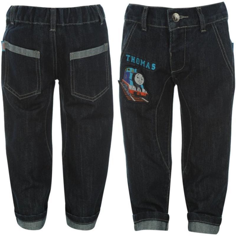 Dětské kalhoty Thomas  Modrá