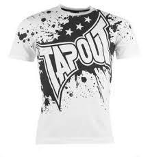 Dětské triko Tapout - bílé