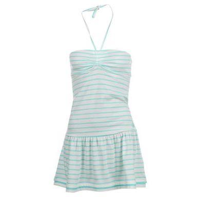 Dámské šaty Ocean Pacific - bílá