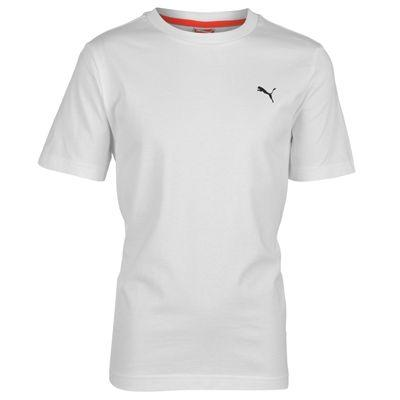 Chlapecké triko Puma - Bílé