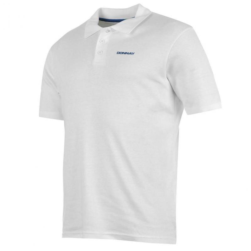 Dětské triko Donnay - bílé