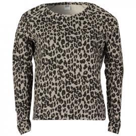 Dámský top Vero Moda - Young Sweatshirts Leopard