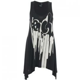 Dámské šaty bench - černé