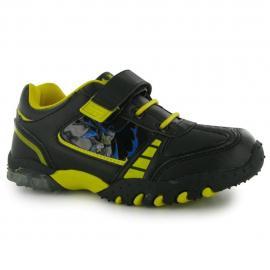 Dětská sportovní obuv DC Comics - černo/žluté