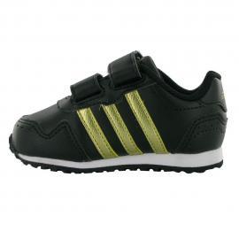 Dětská sportovní obuv Adidas Snice - černo/žlutá