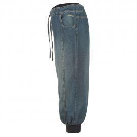 Golddigga 3/4 Kalhoty - Modré