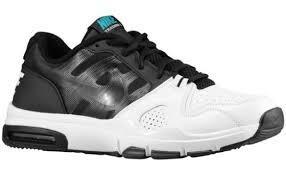 Pánské sportovní boty Nike Trainer 1.2 Low - bílo/černé