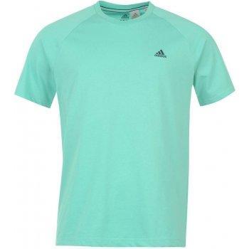 Pánské triko Adidas- Zelené