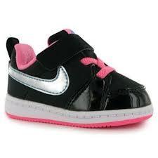 Dětská sportovní obuv Nike Backboard2 - černo/růžová